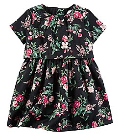 Carter's® Baby Girls' Floral Dress Set