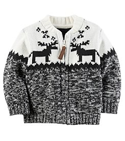 Carter's® Baby Boys Fairisle Cardigan