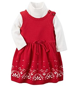 Carter's® Baby Girls' 2-Piece Knit Jumper Set