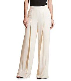 Lauren Ralph Lauren® Crepe Wide-Leg Pants