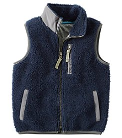 Carter's® Baby Boys Faux Sherpa Vest