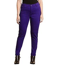 Lauren Ralph Lauren® Plus Size Premier Skinny Jeans