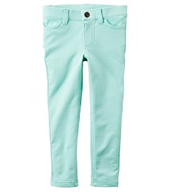 Carter's® Girls' 4-6X Colored Jeggings