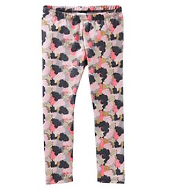 OshKosh B'Gosh® Girls' 2T-8 Glittered Camo Leggings