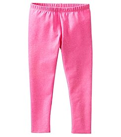 OshKosh B'Gosh® Girls' 2T-6X All Over Glitter Leggings