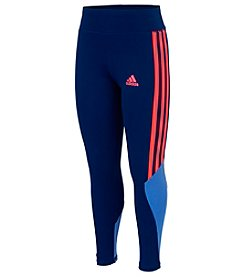 adidas® Girls' 2T-6X Toe-Touch Tights