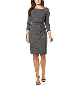 Chaps® Jersey Sheath Dress