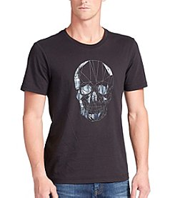 William Rast® Men's Skull Graphic Short Sleeve Tee