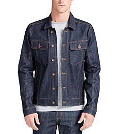 William Rast® Men's Erwin Denim Moto Jacket