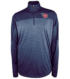 Champion® NCAA® Dayton Flyers Men's Zone Blitz 1/4 Zip Shirt