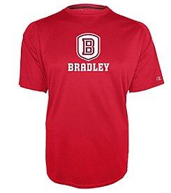 Champion® NCAA® Bradley University Braves Men's Training Short Sleeve Tee