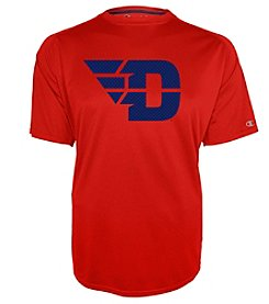 Champion® NCAA® Dayton Flyers Men's Training Tee