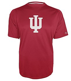 Champion® NCAA® Indiana Hoosiers Men's Training Short Sleeve Tee