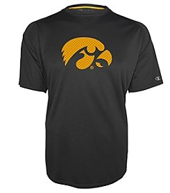 Champion® NCAA® Iowa Hawkeyes Men's Training Short Sleeve Tee