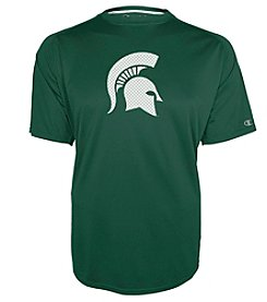 Champion® Men's NCAA® Michigan State University Training Short Sleeve Tee