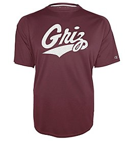 Champion® Men's NCAA® University Of Montana Training Short Sleeve Tee