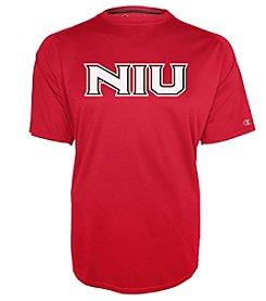Champion® NCAA® Northern Illinois Huskies Men's Training Short Sleeve Tee