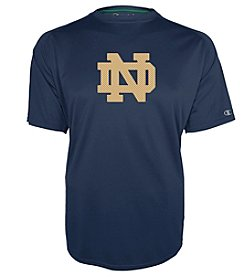 Champion® Men's NCAA® University Of Notre Dame Training Short Sleeve Tee