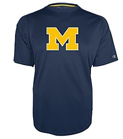 Champion® Men's NCAA® University Of Michigan Training Short Sleeve Tee