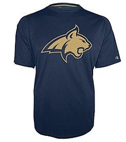 Champion® NCAA® Montana State Bobcats Men's Training Short Sleeve Tee