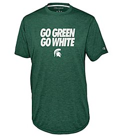 Champion NCAA® Michigan State Spartans Men's Touchback Short Sleeve Tee