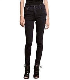 Lauren Ralph Lauren® Zip-Cuff Skinny Jeans