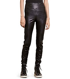 Lauren Ralph Lauren® Faux-Leather Leggings