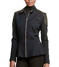 Lauren Ralph Lauren® Ponte Peplum Jacket
