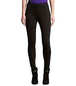 Lauren Ralph Lauren® Stretch Ponte Leggings