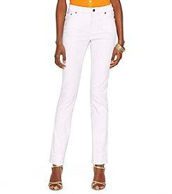 Lauren Ralph Lauren® Slimming Straight Jean