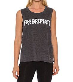 Betsey Johnson® Performance Free Spirit Tank