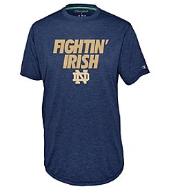Champion® Men's NCAA® University Of Notre Dame Touchback Short Sleeve Tee