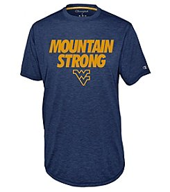 Champion® Men's NCAA® West Virginia University Touchback Short Sleeve Tee