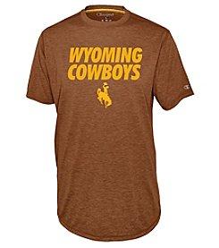 Champion® Men's NCAA® University Of Wyoming Touchback Short Sleeve Tee