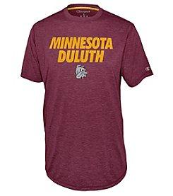 Champion® NCAA® University Of Minnesota Duluth Men's Touchback Short Sleeve Tee