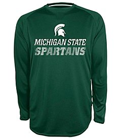 Champion® NCAA® Michigan State Spartans Men's Beast Long Sleeve Tee
