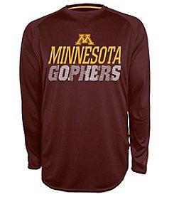 Champion® NCAA® Minnesota Golden Gophers Men's Beast Long Sleeve Tee