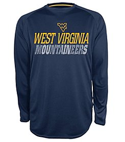 Champion® NCAA® West Virginia Mountaineers Men's Beast Long Sleeve Tee