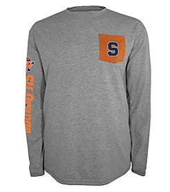 Champion® NCAA® Syracuse Orange Men's Extra Point Long Sleeve Tee