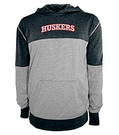 Champion® NCAA® Men's University of Nebraska Split Hoodie