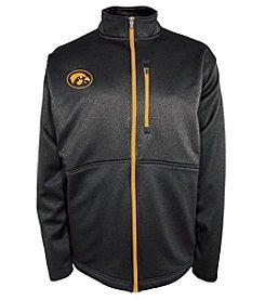 Champion® NCAA® Iowa Hawkeyes Men's Game Plan Full Zip Fleece