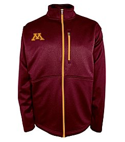 Champion® NCAA® Minnesota Golden Gophers Men's Game Plan Full Zip Fleece