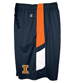 Champion® NCAA® Men's University of Illinois Elite Shorts