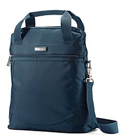 Samsonite® Majolica Blue Might Light 2.0 Vertical Shopper + $50 Gift Card by Mail
