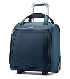 Samsonite® Majolica Blue Might Light 2.0 Wheeled Boarding Bag + $50 Gift Card by Mail