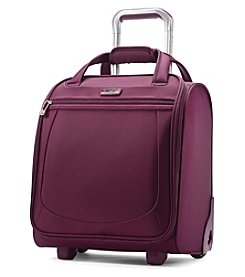 Samsonite® Grape Wine Might Light 2.0 Wheeled Boarding Bag + $50 Gift Card by Mail