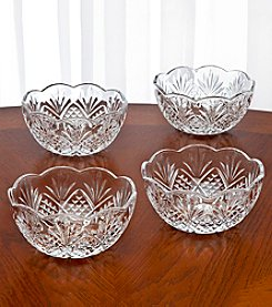 Godinger® Dublin Set Of 4 Candy Bowls