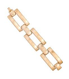 Lauren Ralph Lauren® Icons Goldtone Link Bracelet
