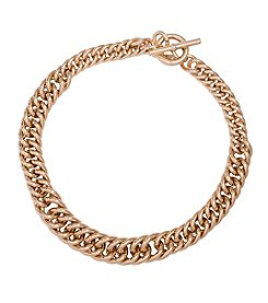Lauren Ralph Lauren® Icons Goldtone Chain 18