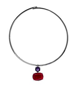 Lauren Ralph Lauren® Mad About Hue Berry Pendant 16